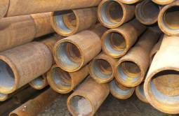 Used pipes