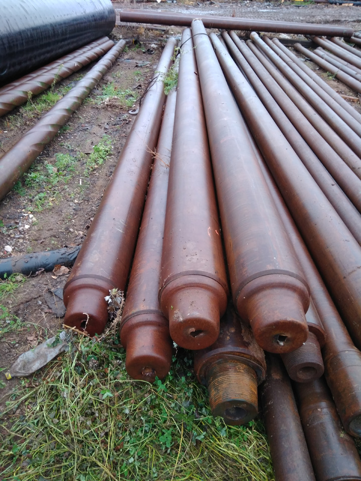 Drilling pipe, DC 279